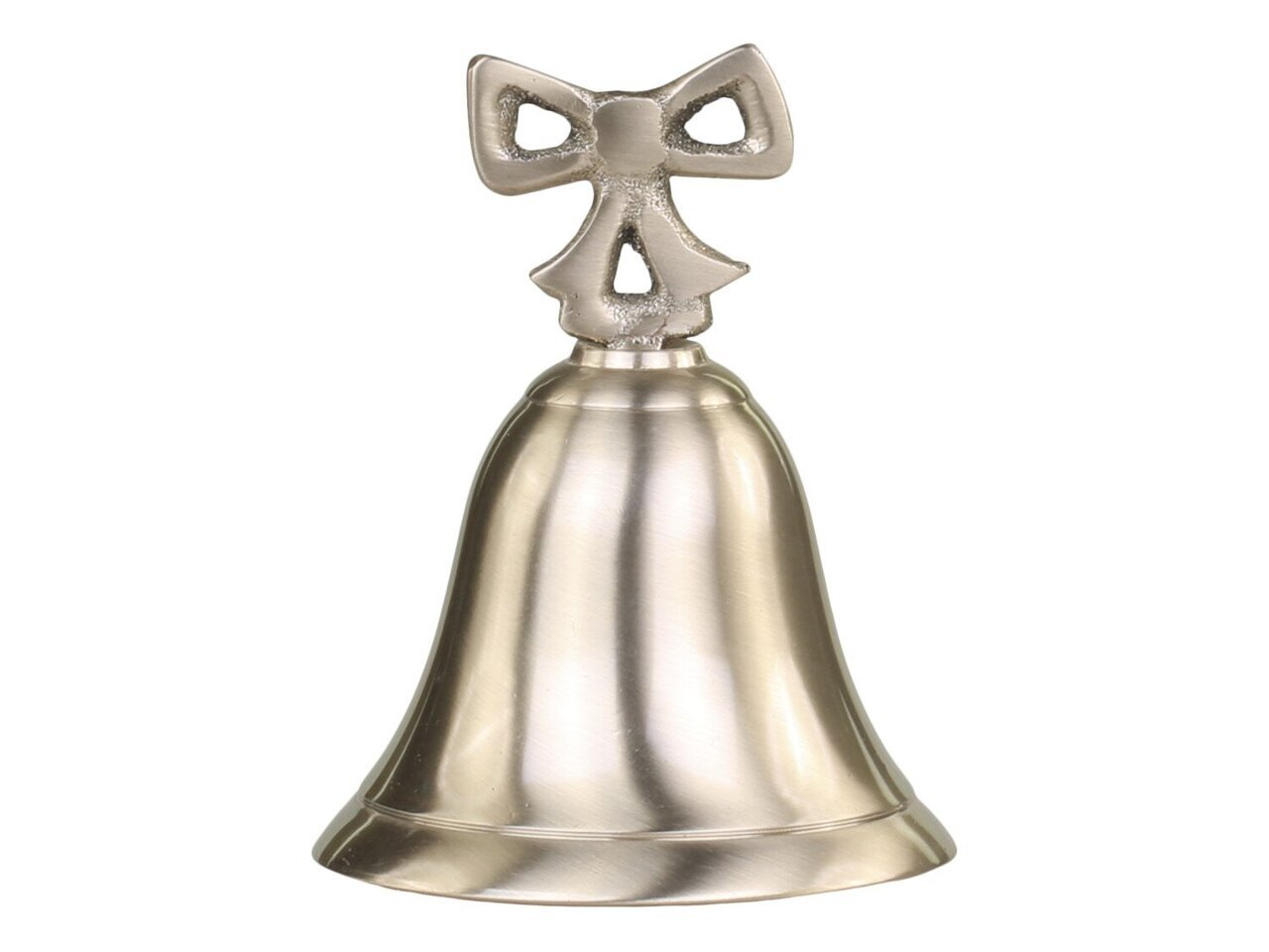 Chic Antique Aluminium Glocke