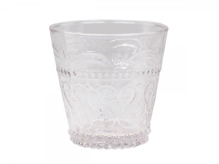 Chic Antique Antoinette Trinkglas mit Muster