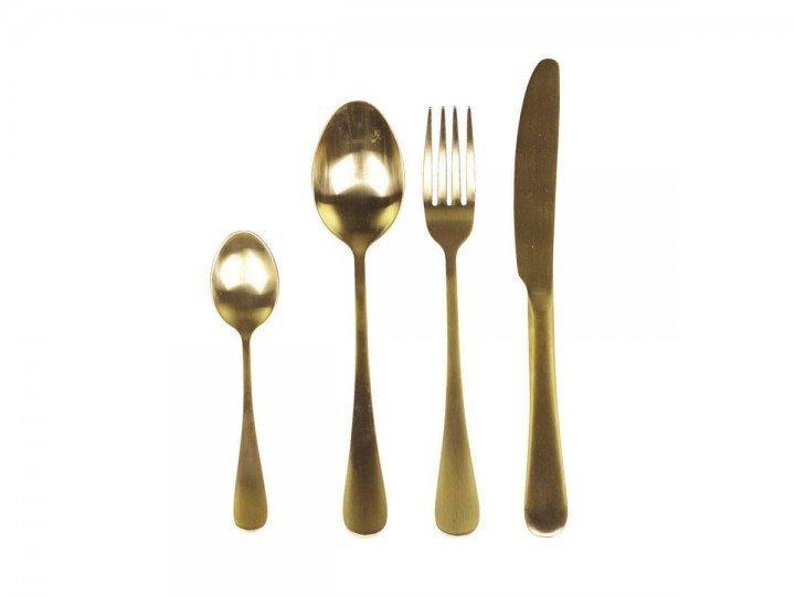 Chic Antique Besteck Nordique Set Gold