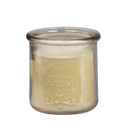 Chic Antique Duftkerze im französichem Glas