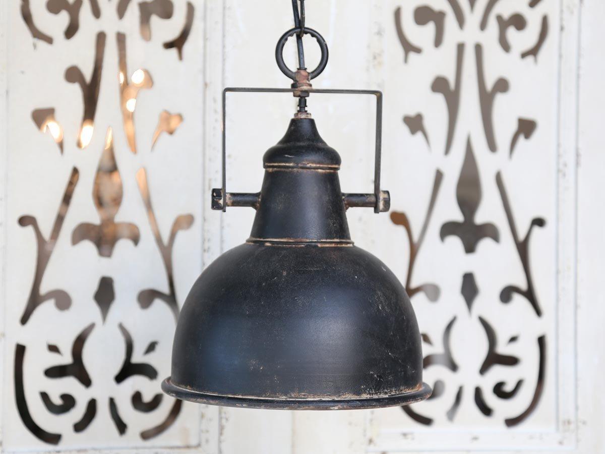 Impressionen zu Chic Antique Factory Lampe, Bild 1
