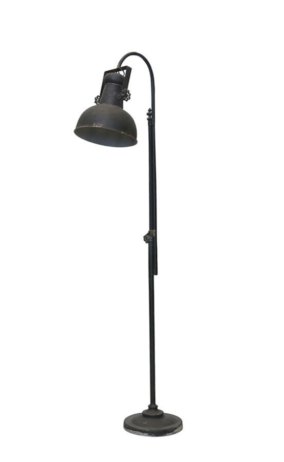 Chic Antique Factory Stehlampe antique schwarz