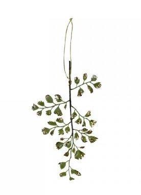 Chic Antique Fleur Blatt Glitzer
