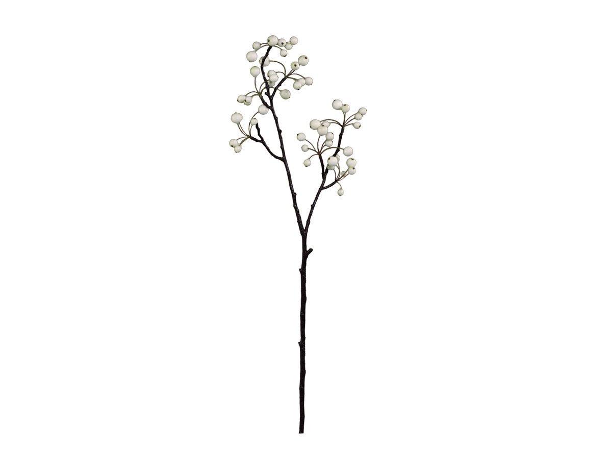 Chic Antique Fleur Zweig mit Schneebeeren