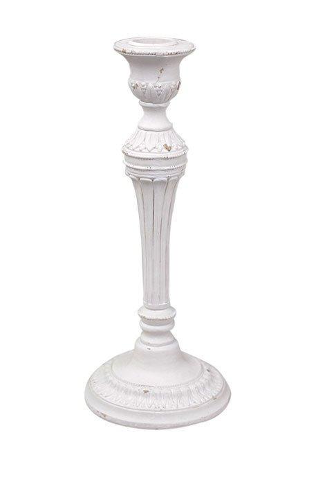 Chic Antique Franz. Kerzenständer verziehrt