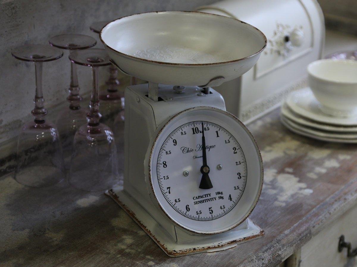 Impressionen zu Chic Antique Französische Küchenwaage, Bild 1