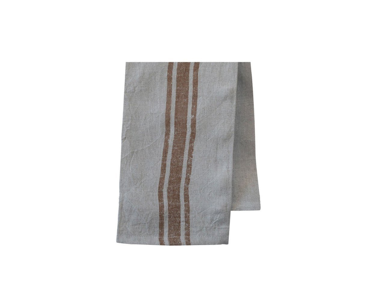 Chic Antique Geschirrhandtuch mit Barchent Streifen
