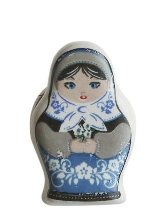 Chic Antique Griff Babushka