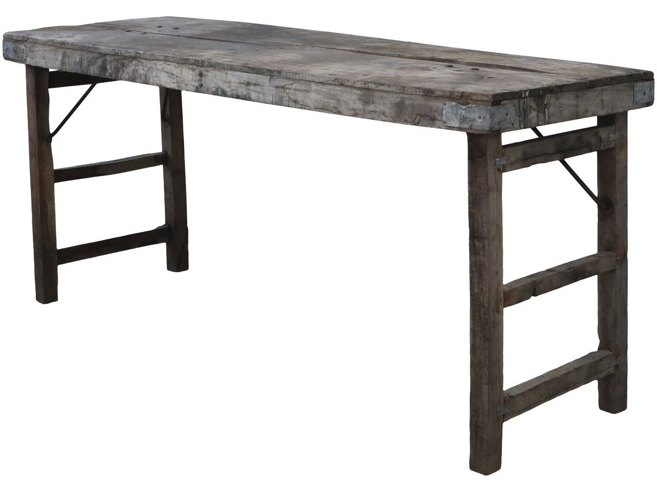 Chic Antique Grimaud alter Holztisch