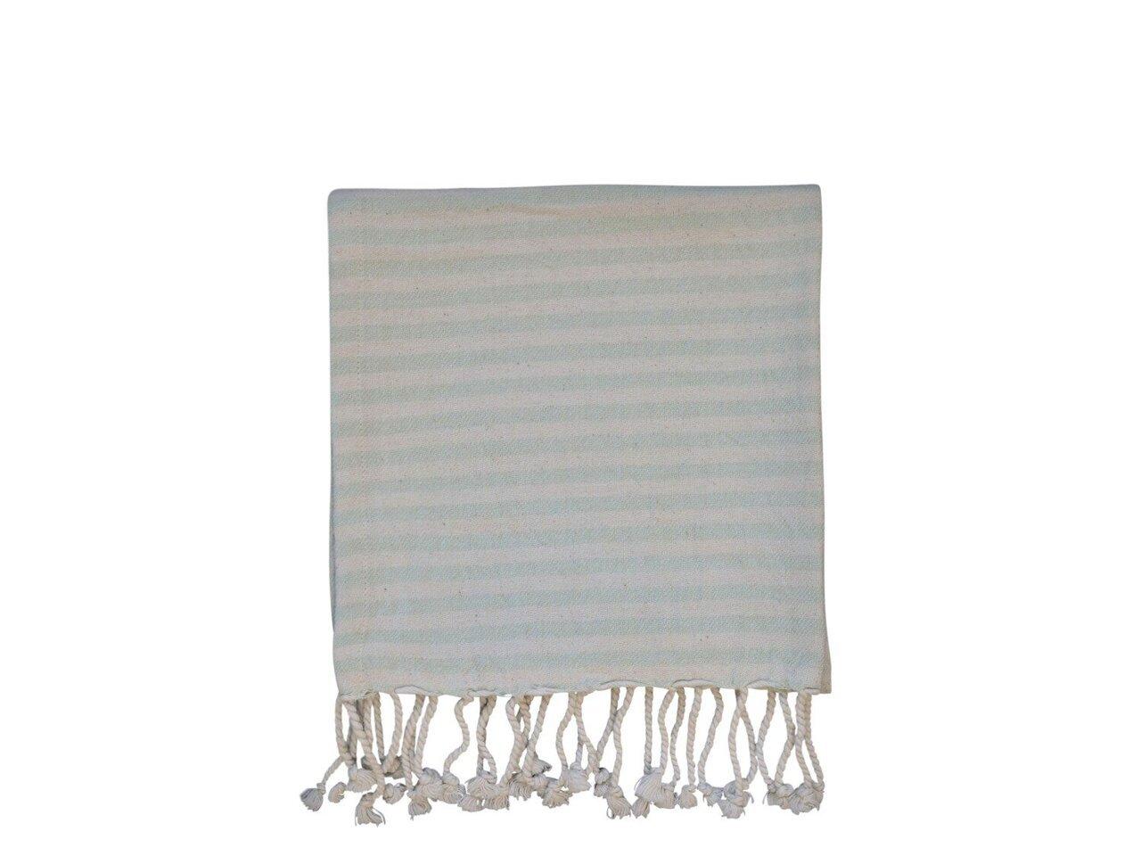 Chic Antique Hammam Handtuch mit Streifen