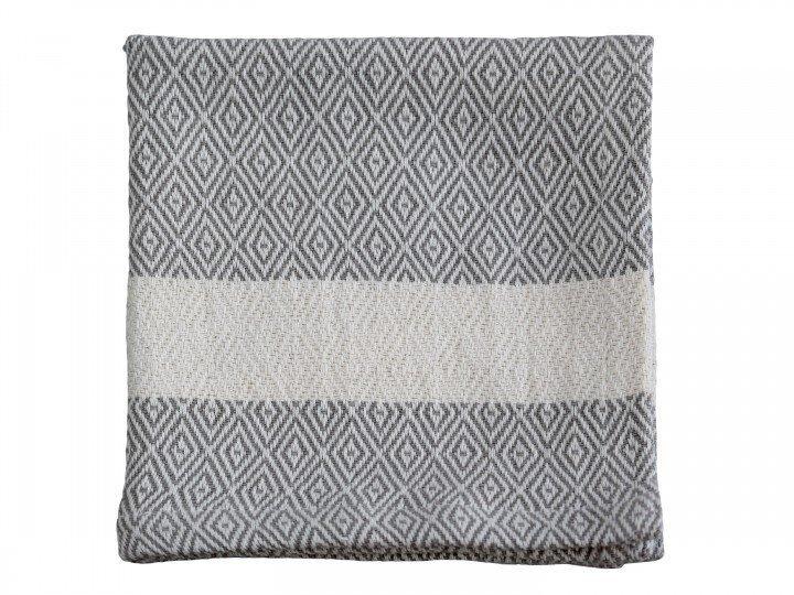 Éternel Hammam Mini Handtuch mit Muster