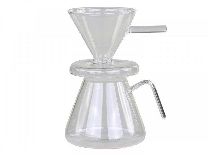 Chic Antique Kaffee Tropfer mit Filterhalter