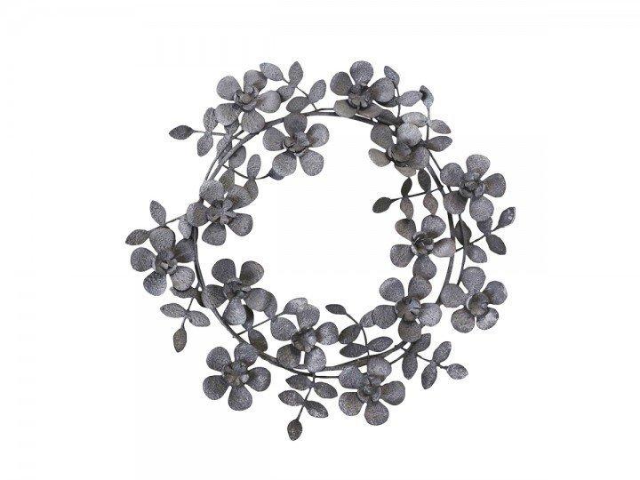Chic Antique Kranz mit Blumen