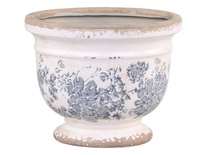 Chic Antique Melun Blumentopf