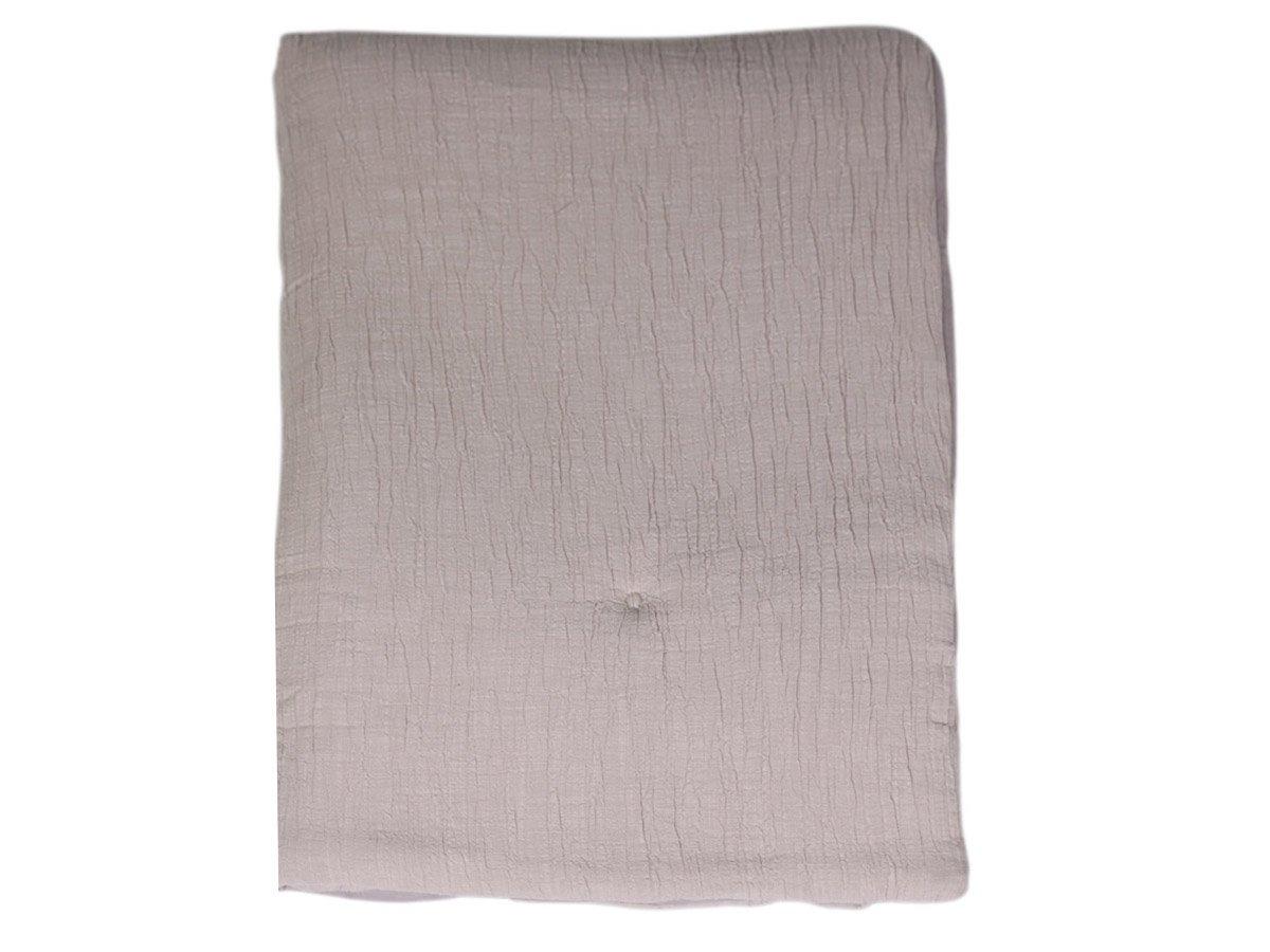 Chic Antique Quilt Decke rosa