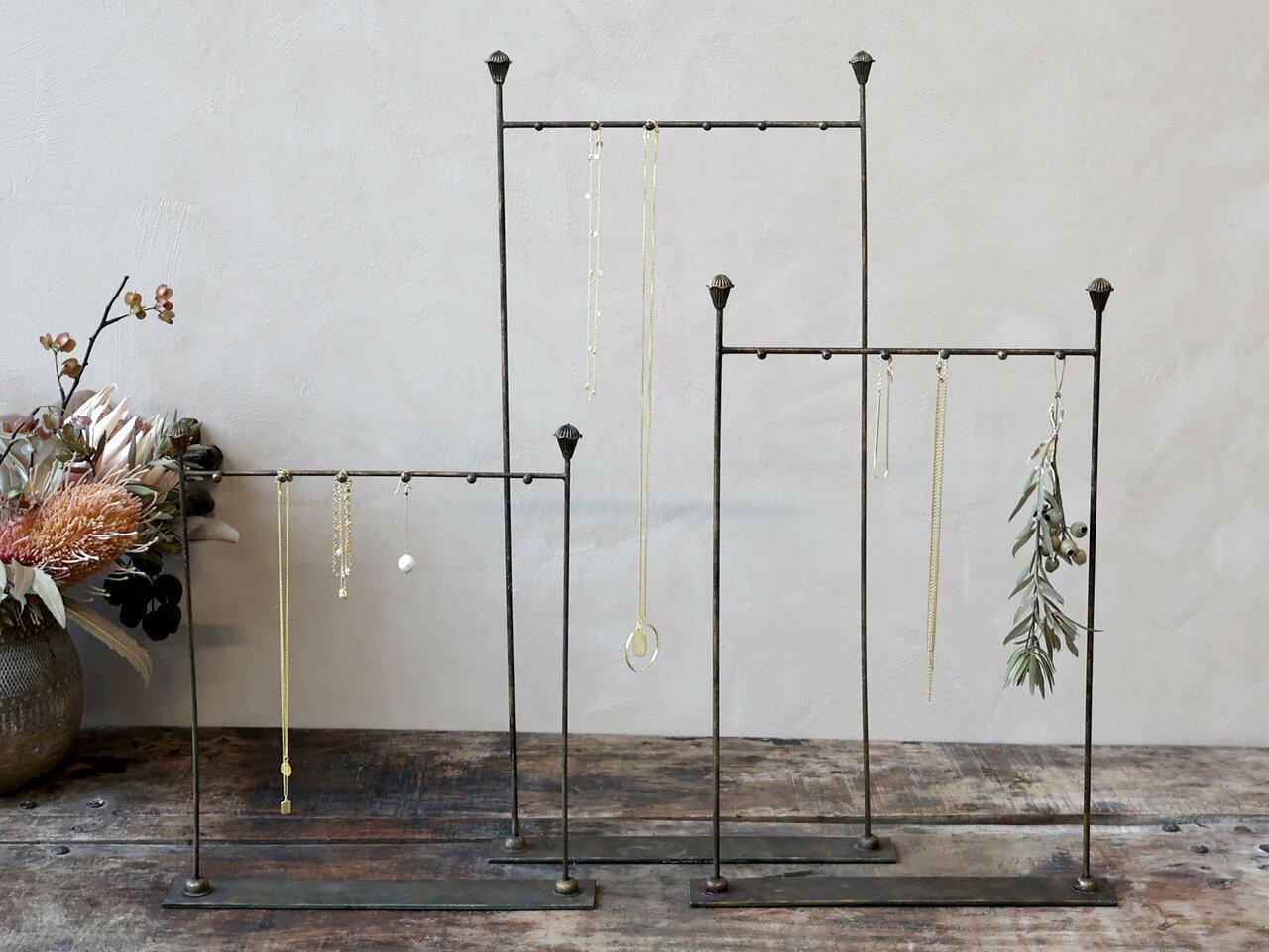 Chic Antique Schmuck Ständer mit 6 Haken
