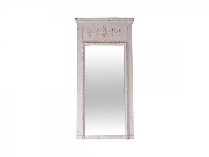 Chic Antique Spiegel aus Fichtenholz