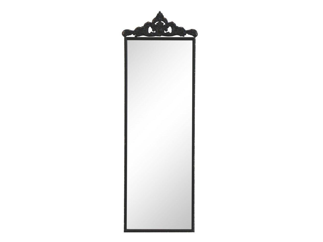 Chic Antique Spiegel mit Rosen Dekor