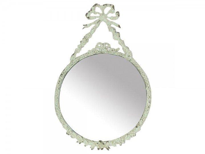Chic Antique Spiegel mit Rosendekor