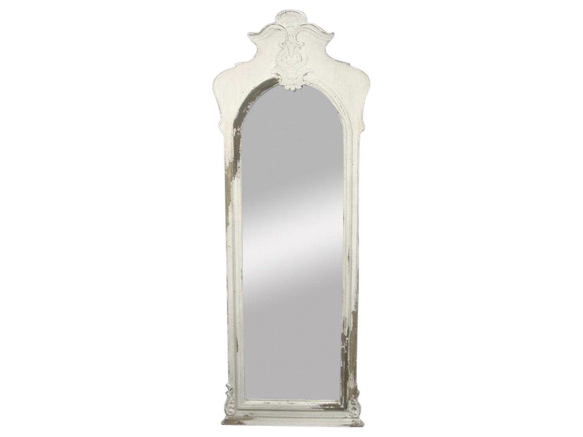 Chic Antique Spiegel mit Schnitzereien