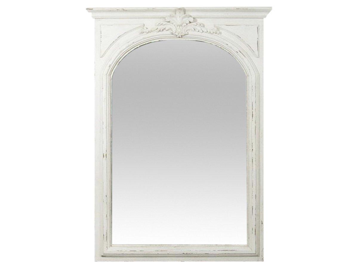 Chic Antique Spiegel Schnitzereien