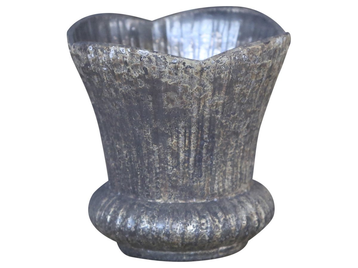Chic Antique Teelichtglas antik