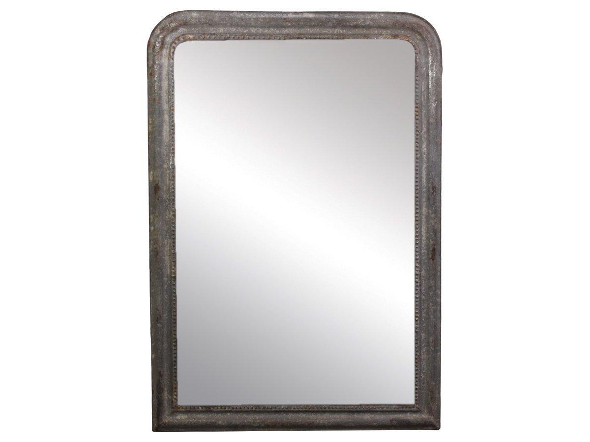 Chic Antique Vintage Spiegel mit Silberkante