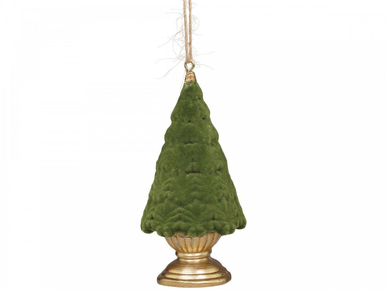 Chic Antique Baumschmuck Weihnachtsbaum auf Fuß