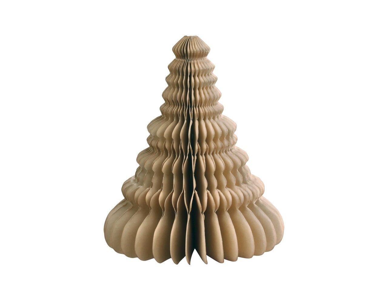 Chic Antique Weihnachtsbaumaufsteller aus Papier