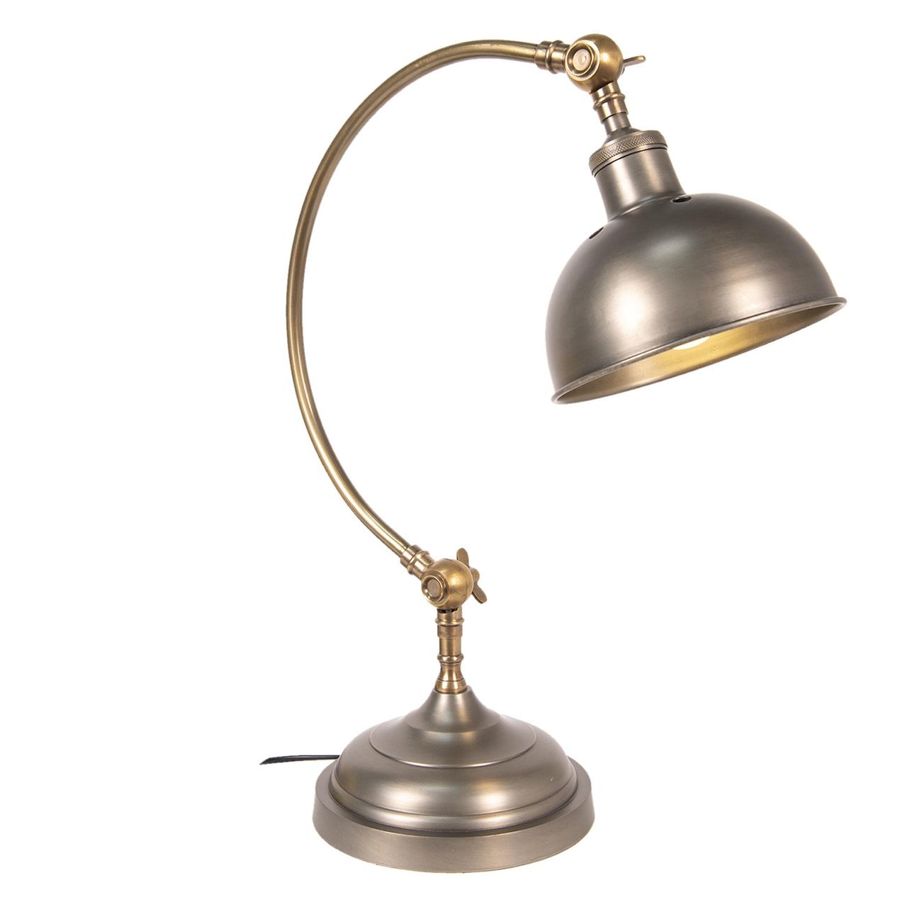 Clayre & Eef Tischlampe aus Eisen