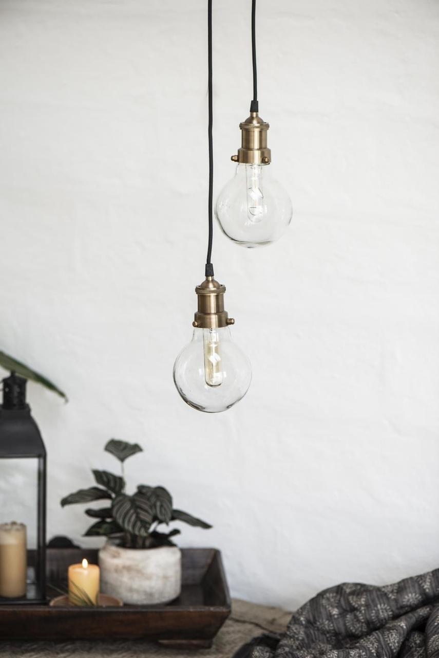 Impressionen zu Ib Laursen Deckenlampe Hängelampe Birnenförmig, Bild 1