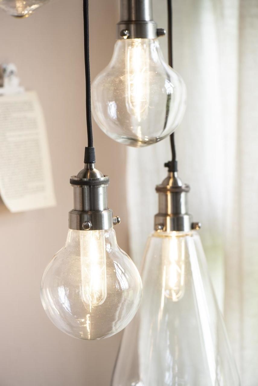 Impressionen zu Ib Laursen Deckenlampe Hängelampe Birnenförmig, Bild 2
