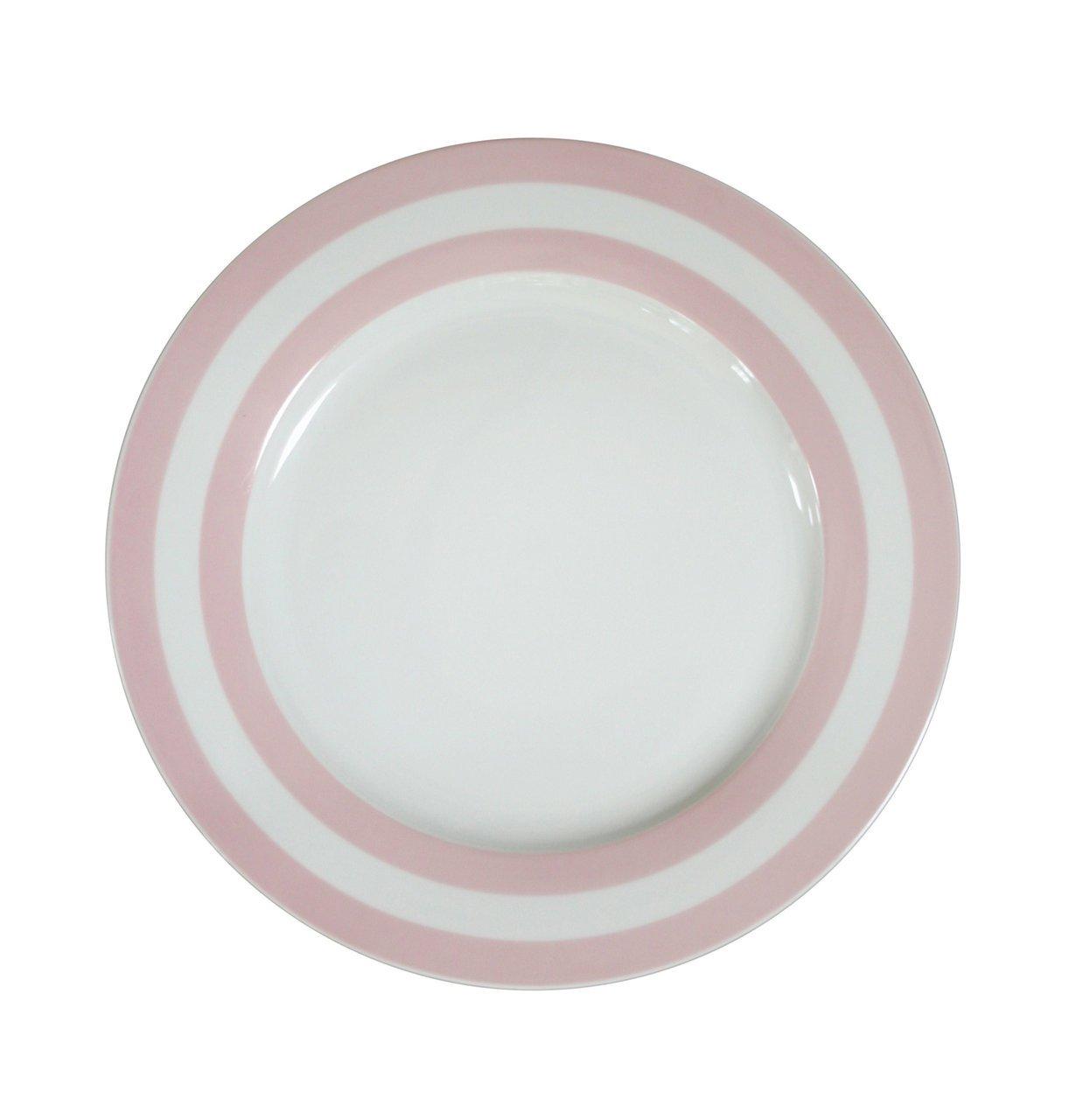 Krasilnikoff Dinner plate Essteller Striped