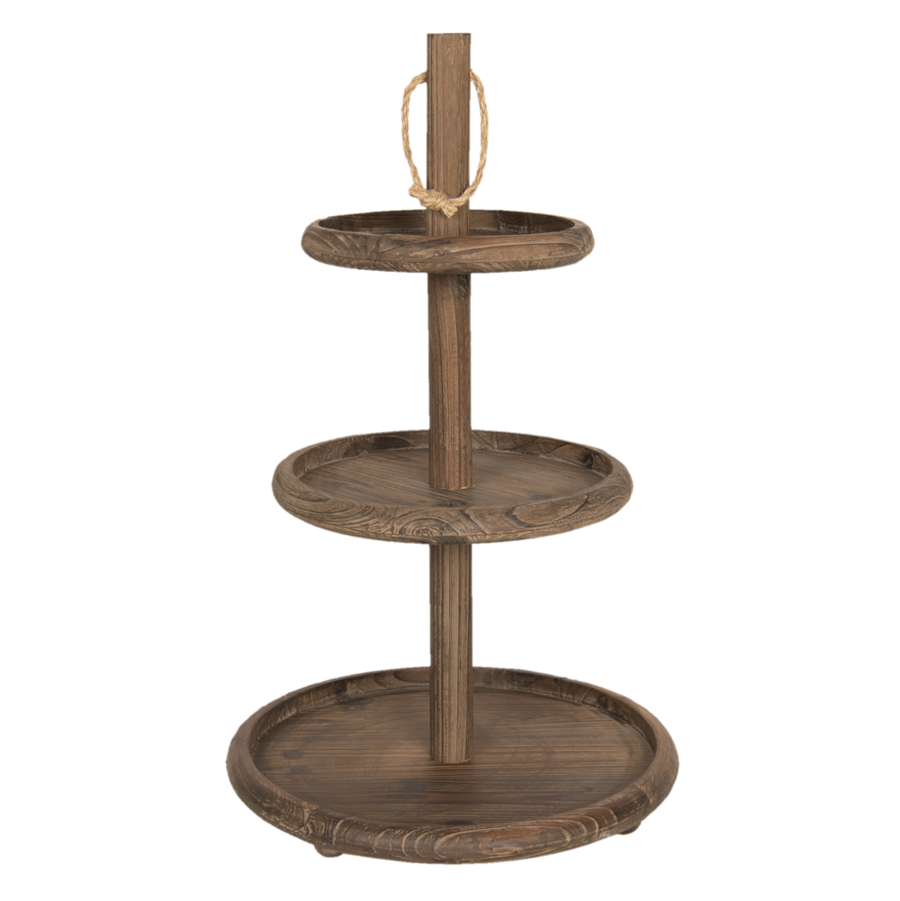 Clayre & Eef Etagere aus Holz