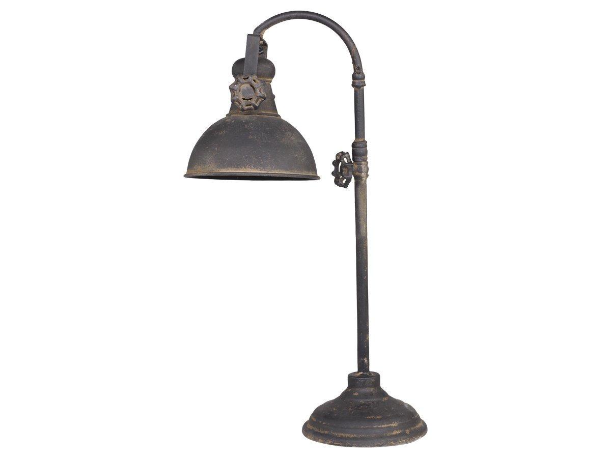 Chic Antique Factory Tischlampe Schreibtischlampe