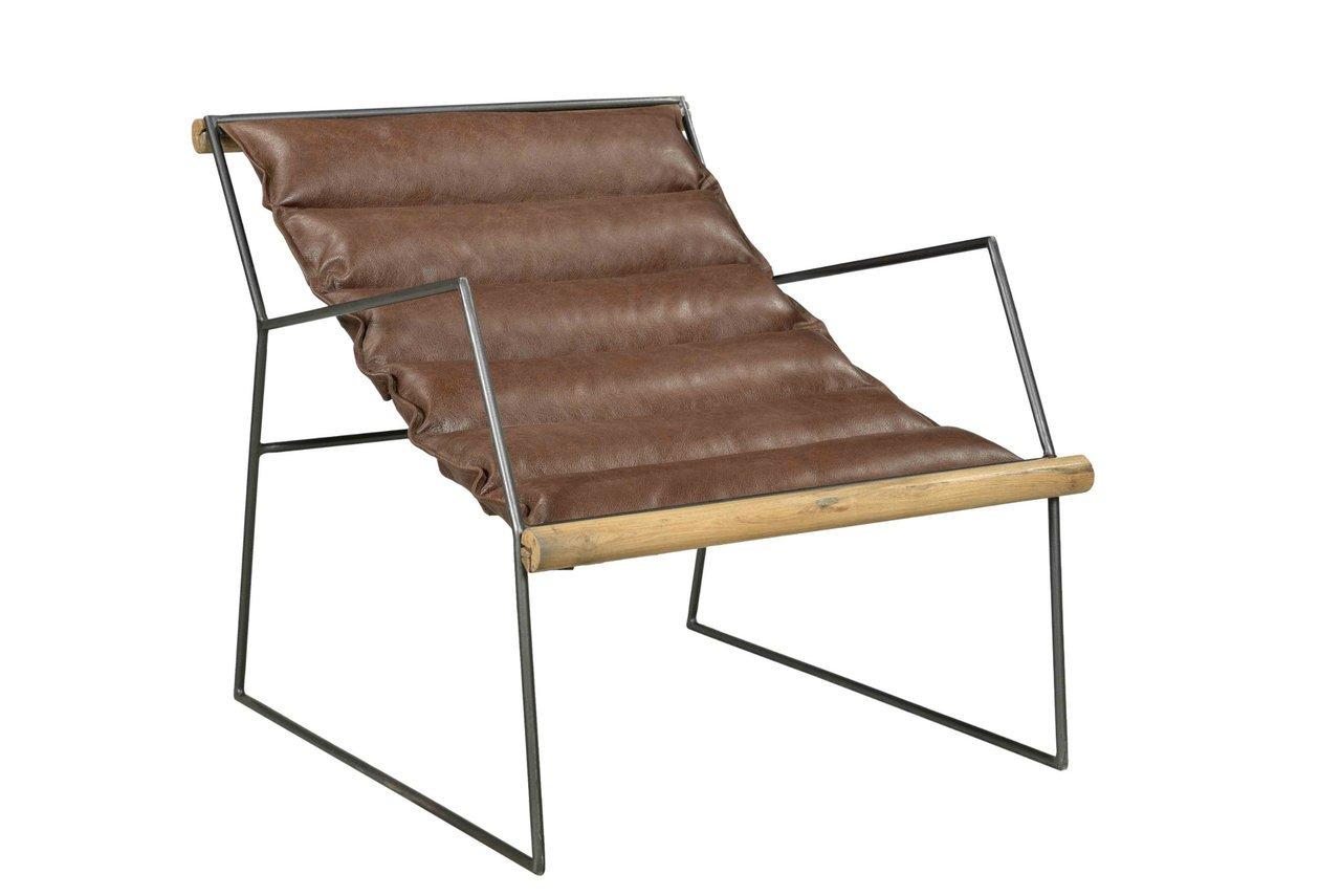 Faktorei Design-Sessel Legends Leder