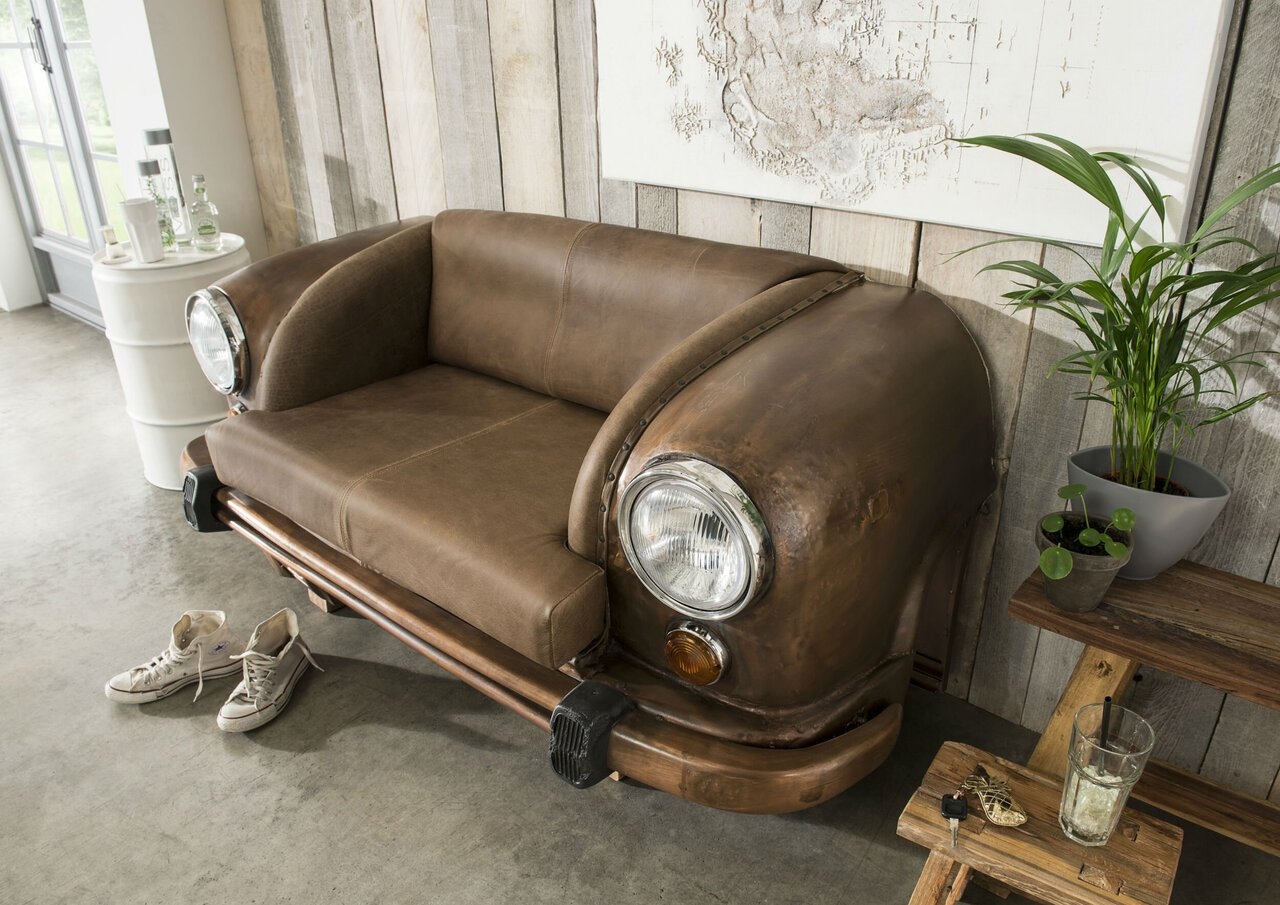 Faktorei Original Autosofa Front rusty