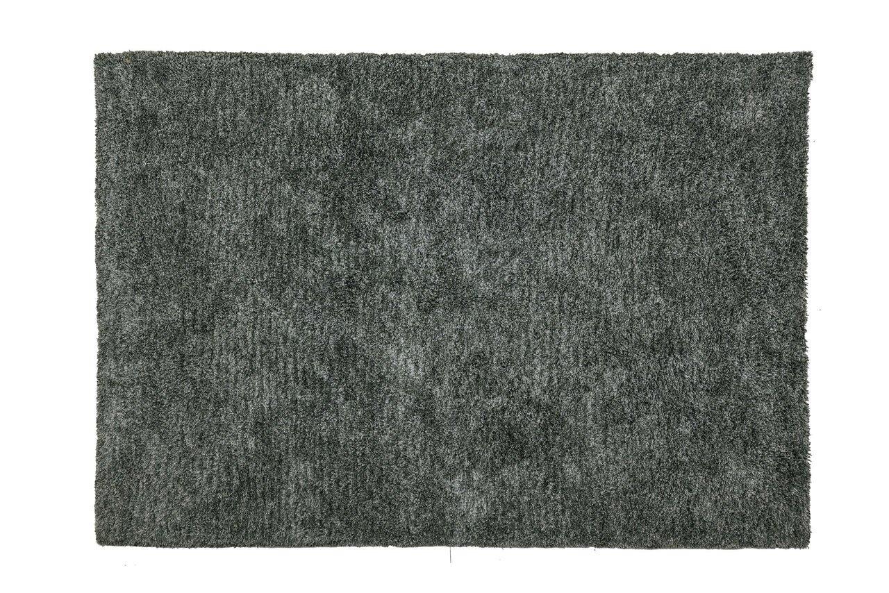 Faktorei Shaggy-Teppich Hyggelig grau