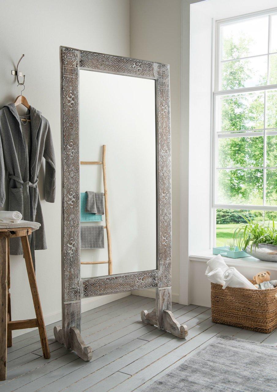 Faktorei Standspiegel Dream white wash