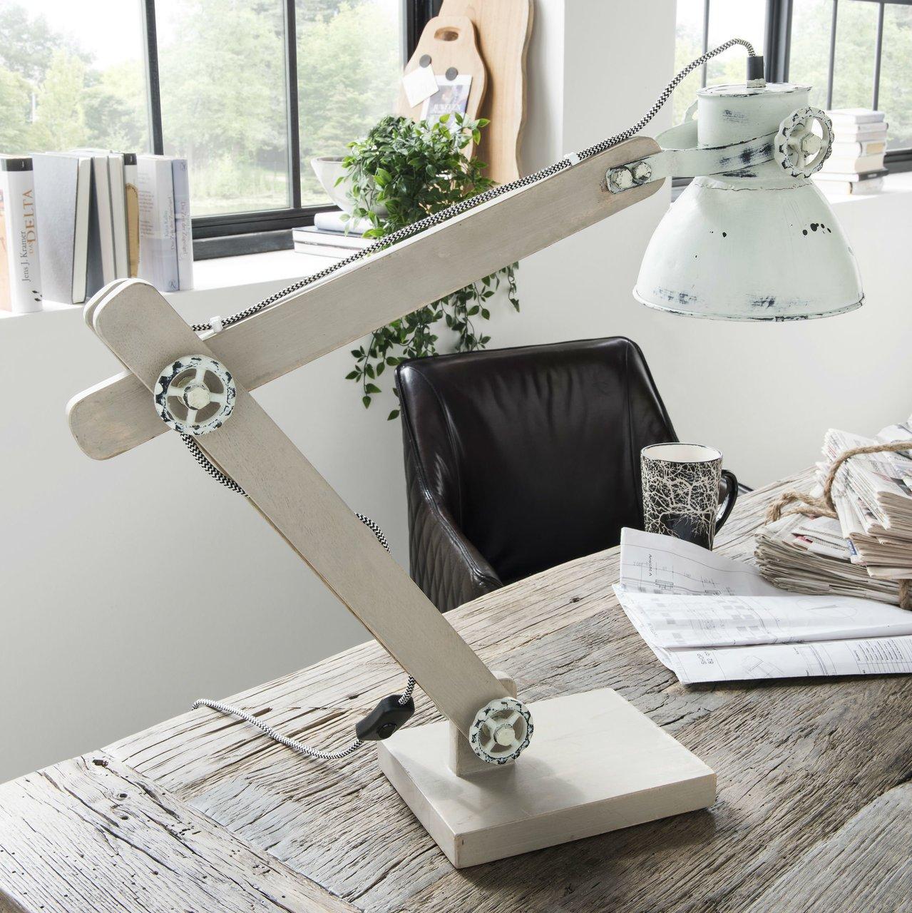Faktorei Tischlampe, Schreibtischlampe Leif