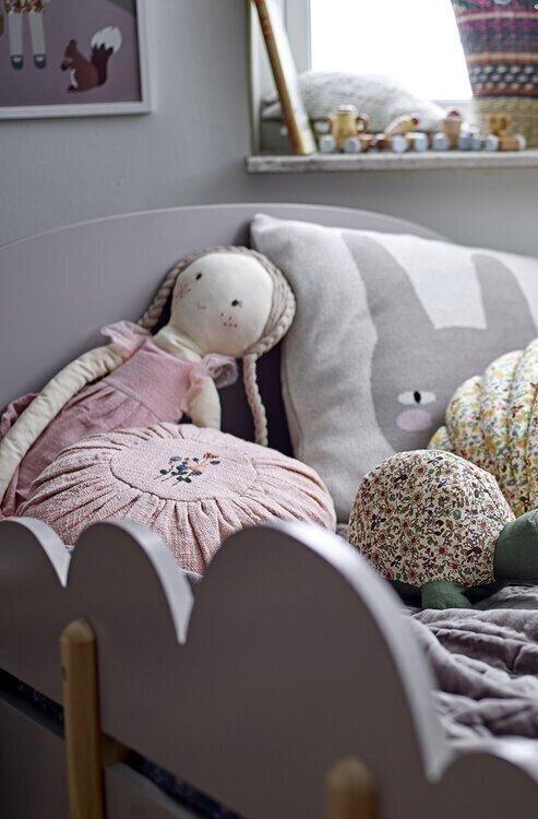 Gemütlicher Schlafplatz für die Kleinen von Bloomingville Mini
