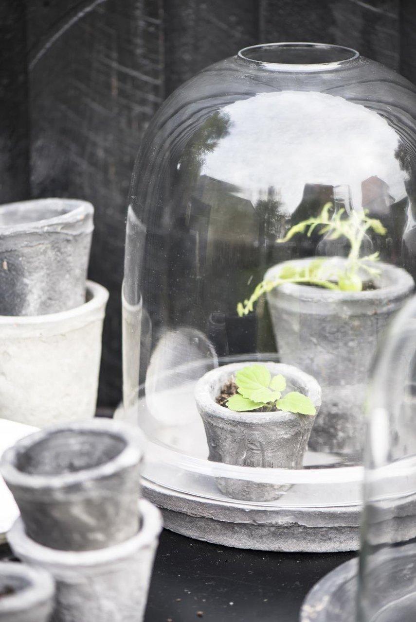 Impressionen zu Ib Laursen Glasglocke groß mit Loch, Bild 2