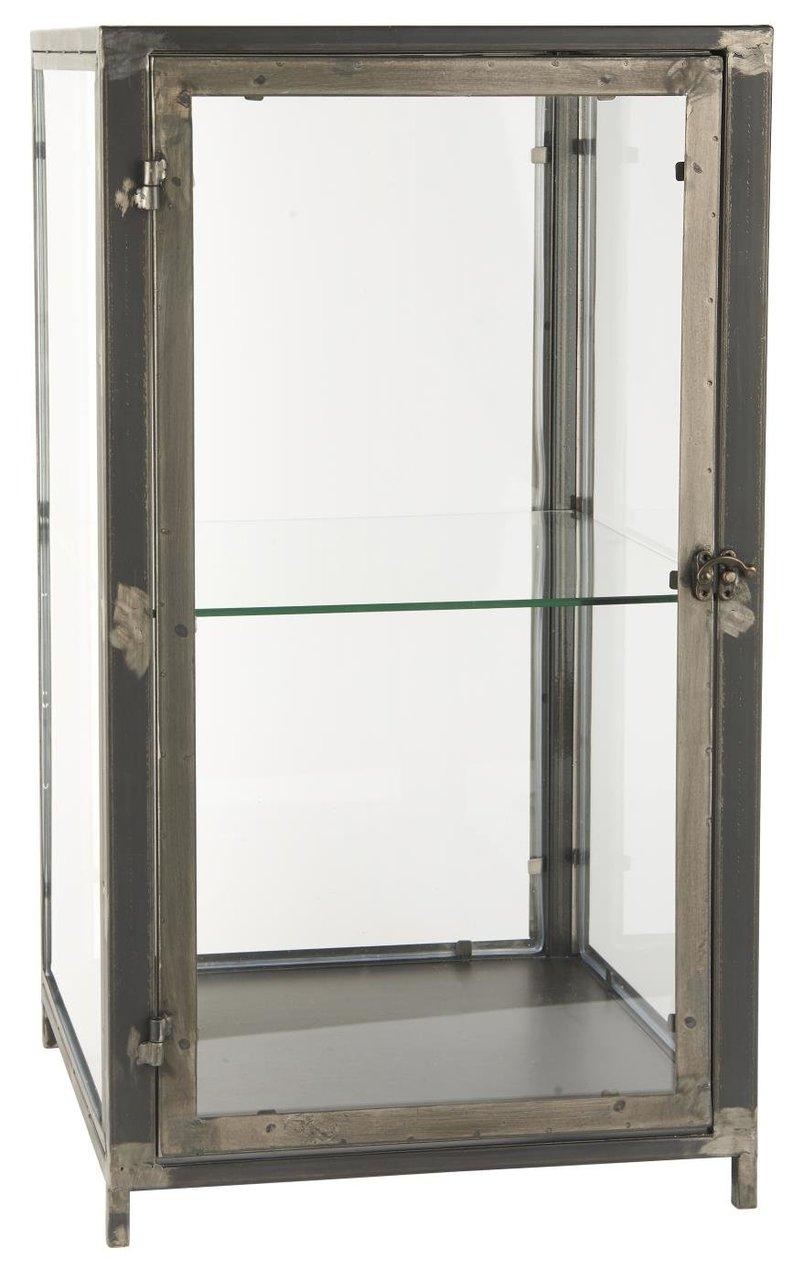 Ib Laursen Glasschrank Glaskabinet mit Regal