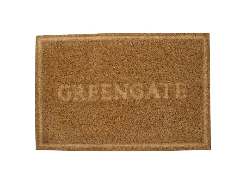 GreenGate Fußmatte Greengate Coir Nature