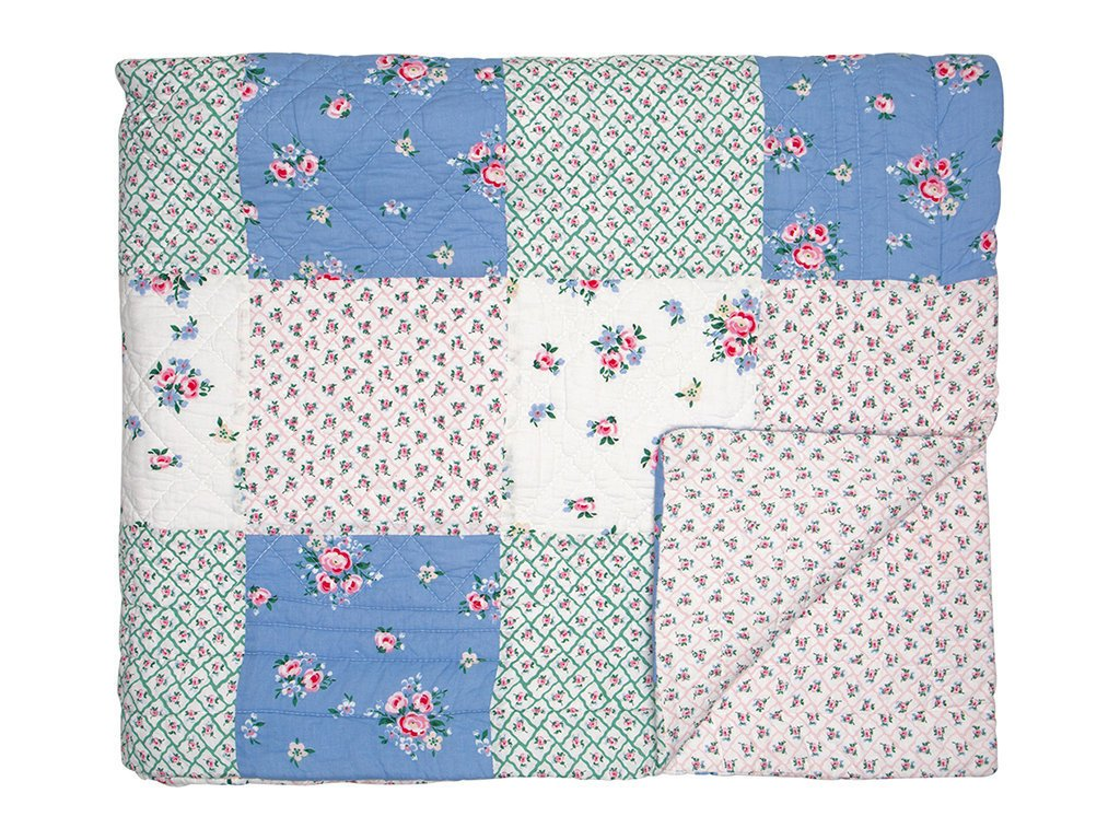 GreenGate Patchwork Tagesdecke Nicoline