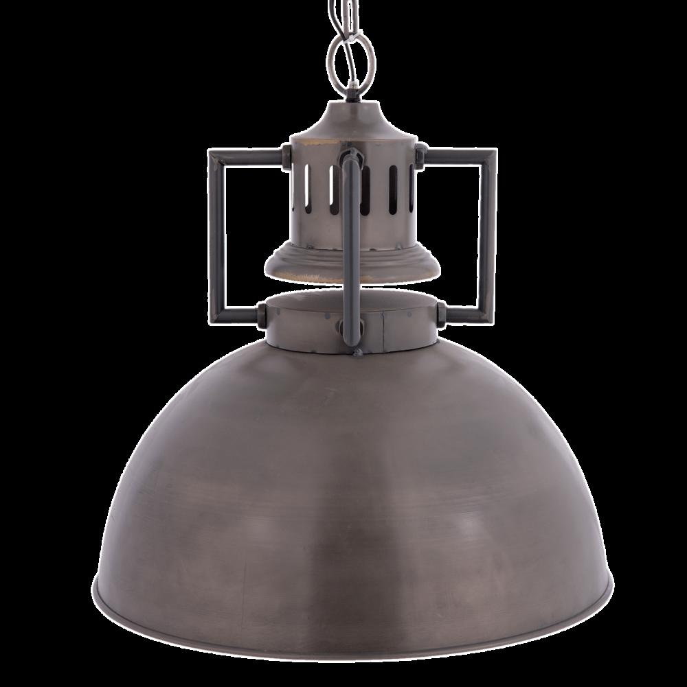 Clayre & Eef Hängelampe Industrial Design Metall