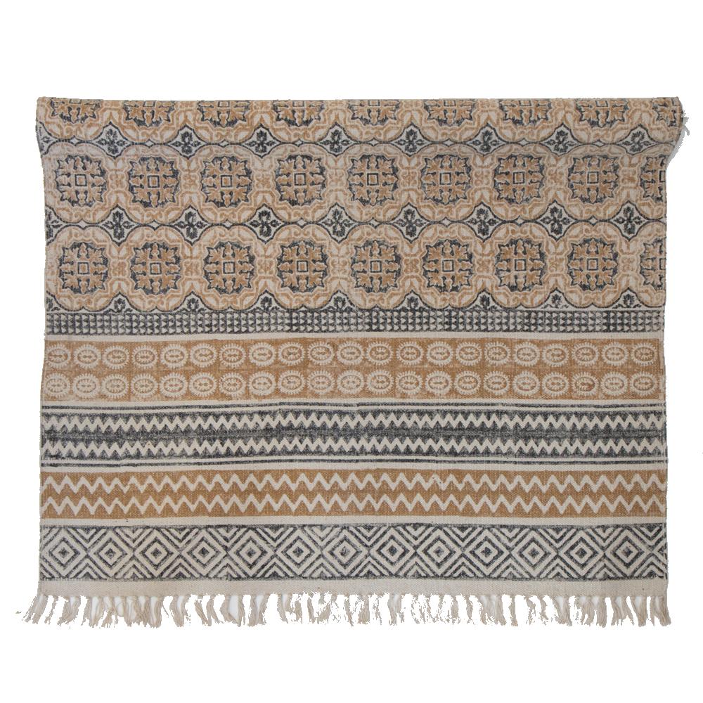 byRoom Handgewebter Teppich
