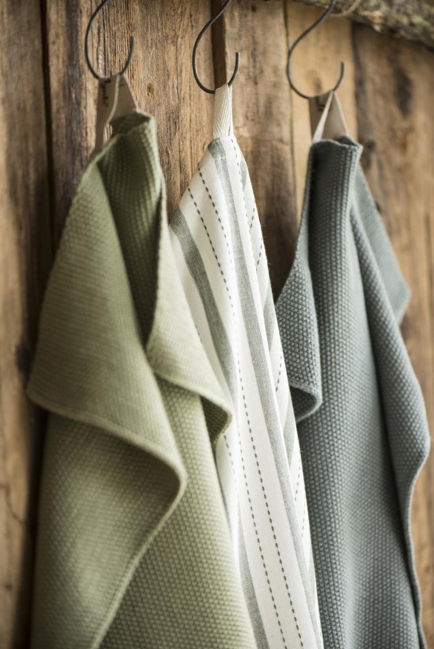 Impressionen zu Ib Laursen Handtuch Mynte gestrickt, Bild 16