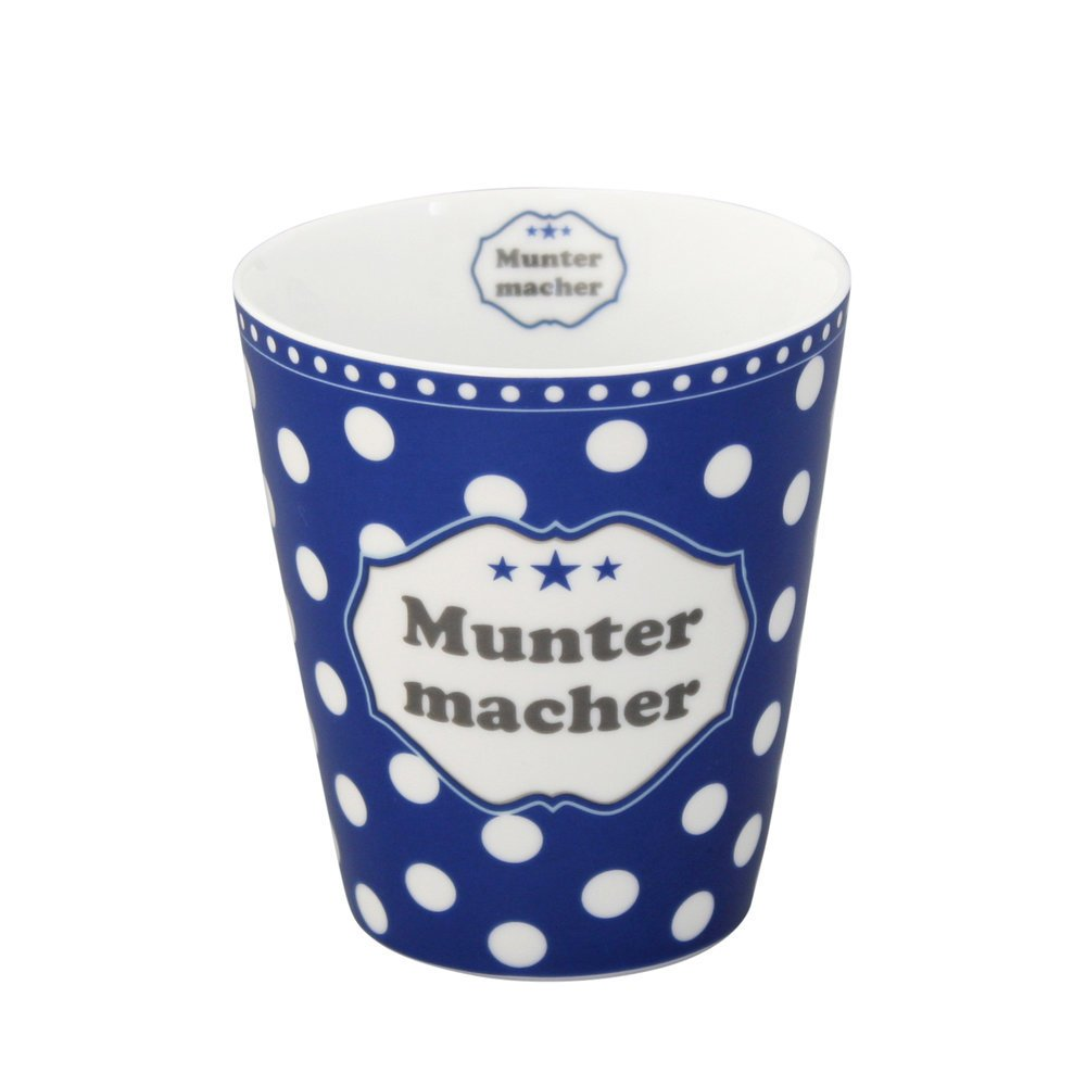 Krasilnikoff Happy Mug Muntermacher
