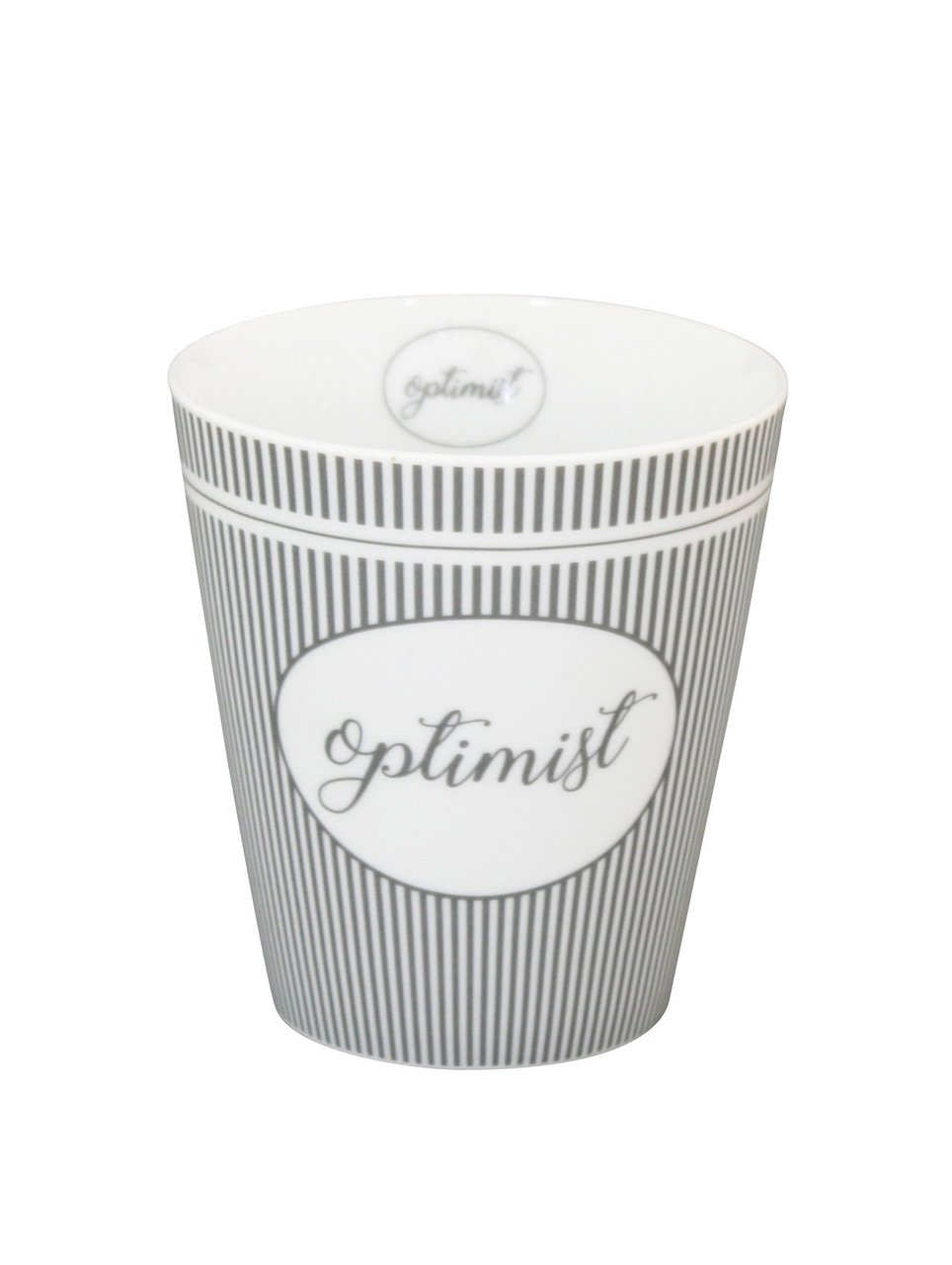 Krasilnikoff Happy Mug Optimist